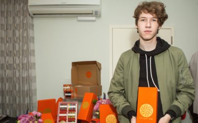 Devin Druid attends the GBK 2017 Pre- MTV Movie & TV Awards Gifting Suite