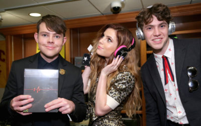 Echosmith at the TEEN CHOICE 2017 CELEBRITY RETREAT