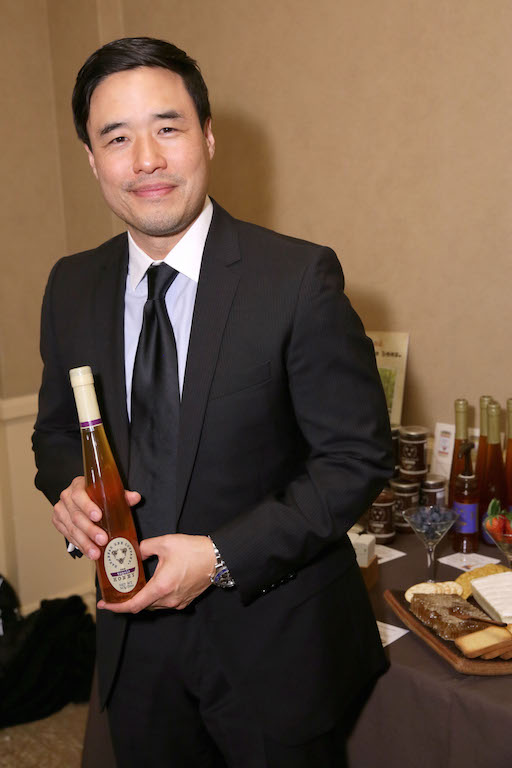 Randall Park Writers Guild Awards Celebrity Retreat
