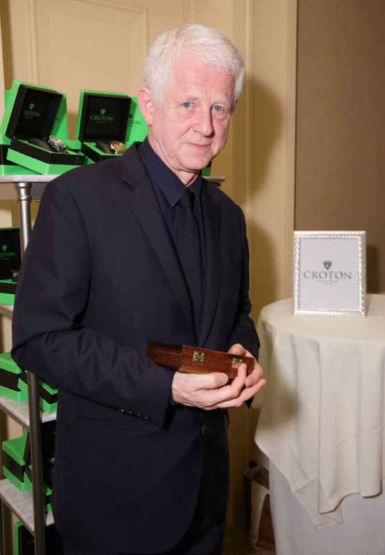 Richard Curtis Croton Watches Writers Guild Awards Celebrity Retreat