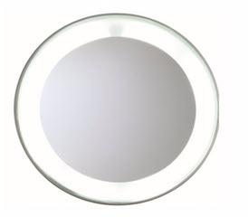 Tweezerman LED mirror