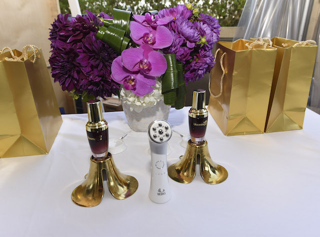 Blooming Skincare at 2017 GBK Pre-Emmy Luxury Lounge